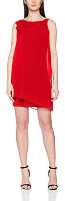Naf Naf Women's LYLAURIE Party Dress,(Size: M)