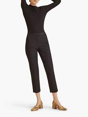 Bi-Stretch Tapered Cigarette Trousers