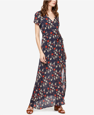Sanctuary Coco Printed Maxi Dress $139 thestylecure.com