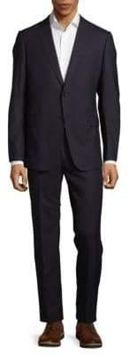 Armani Collezioni Two-Piece Wool Suit