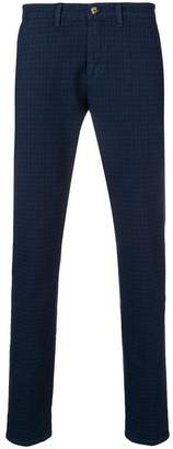 Jeckerson tailored fitted trousers