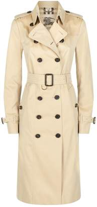 Burberry Sandringham Extra Long Heritage Trench Coat
