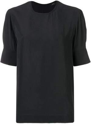 Joseph short sleeved blouse