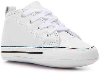 Converse Chuck Taylor All Star First Star Infant Crib Shoe - Boy's