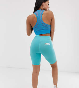 Asos 4505 4505 Petite booty short in long length