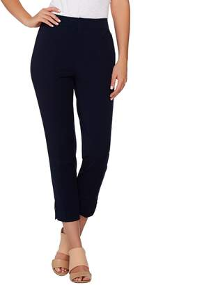 Kelly By Clinton Kelly Kelly by Clinton Kelly Crop Pants with Button Cuff