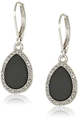 Nine West Women's Tear Drop Earrings