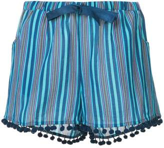 Figue Maja striped shorts