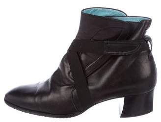 Thierry Rabotin Crossover Strap Booties