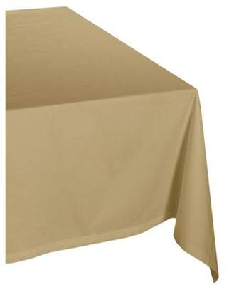 """Design Imports Casual Rectangle Ikat Outdoor Tablecloth, 120"""" x 60"""", 100% Polyester, Multiple Sizes"""
