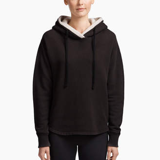 James Perse PLUSH TERRY SHERPA HOODIE