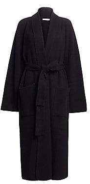 The Row Women's Tappi Ribbed Cashmere Cardigan