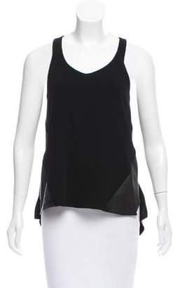 Rag & Bone Sleeveless Razor-Back Top
