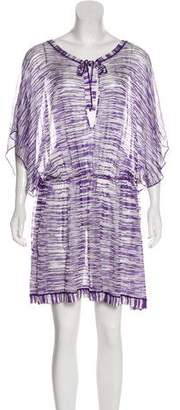 Missoni Mare Knit Mini Dress w/ Tags