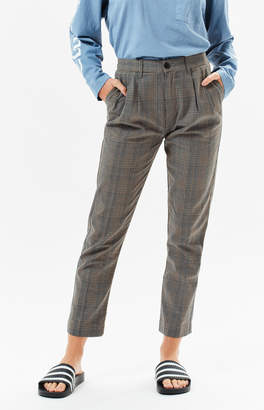 Obey Charlie Plaid Pants