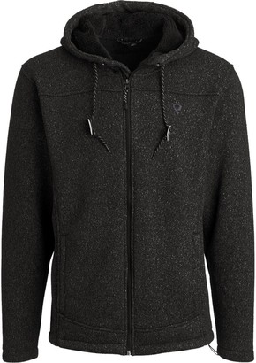 Stoic Sherpa Lined Sweater Fleece Jacket - Men's