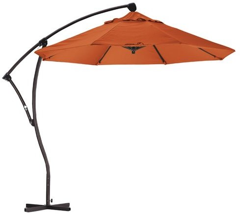 Darby Home Co 9' Welwyn Cantilever Umbrella