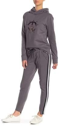 Gottex X by Metallic Stripe Sweatpants