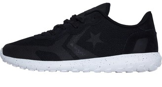 Converse Thunderbolt Ultra Ox Trainers Black Black White 2e87fb74a