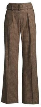 Polo Ralph Lauren Mini Houndstooth Trousers