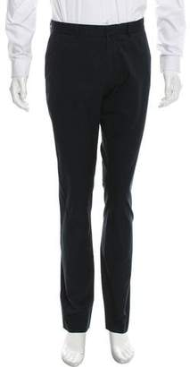 MAISON KITSUNÉ Flat Front Chino Pants