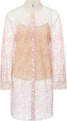 Rosie Assoulin Long Sleeve Button Down Shirt