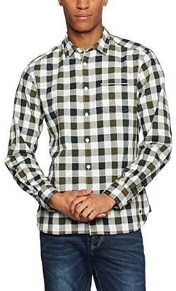Esprit Men's 027EE2F045 Casual Shirt,Medium