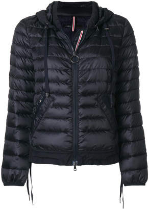 Marc Cain padded zipped jacket