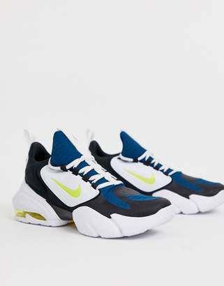 Nike Training Air Max Alpha Savage sneakers in blue