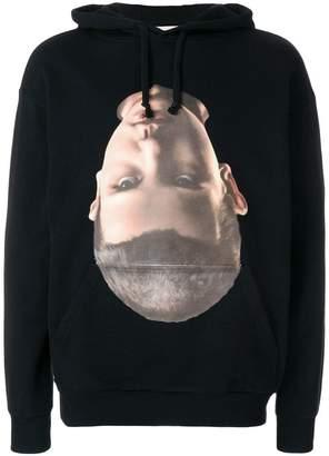 Ih Nom Uh Nit photographic-print hoodie