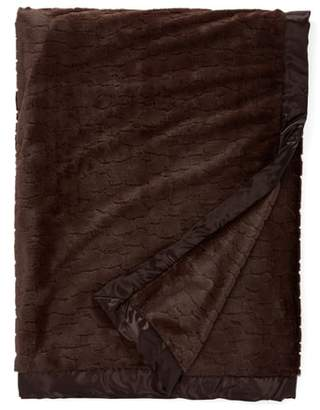 Giraffe at Home Luxe(TM) XL Embossed Throw