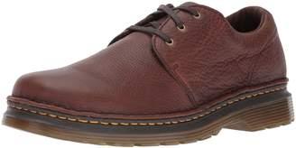 Dr. Martens Men's Hazeldon Dark Brown Loafer 11 Medium UK (12 US)