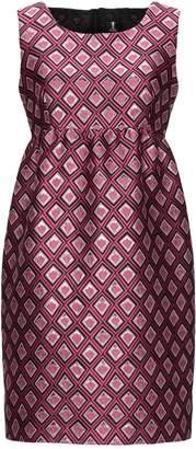 1 One 1-ONE Short dresses - Item 34962458KO
