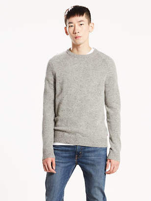 Levi's Ribbed Crew Sweater