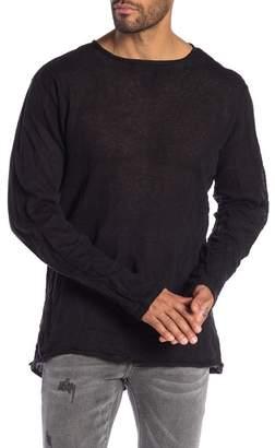 One Teaspoon Oversized Crew Neck Sweater
