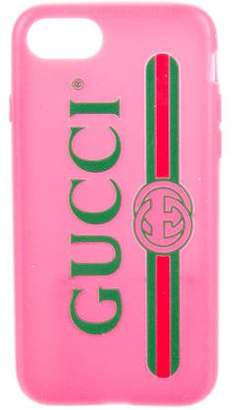 Gucci Vintage Logo iPhone 7 Case