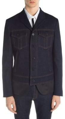 Neil Barrett Hybrid Denim Jacket