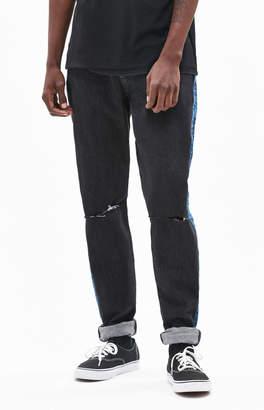 Levi's Lo-Ball Destroy Stack Side Stripe Jeans