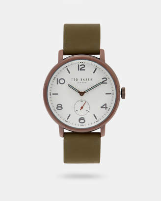 Ted Baker HARRIZ Round face watch