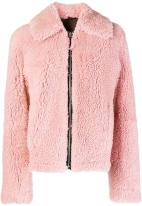 Cédric Charlier full-zipped jacket