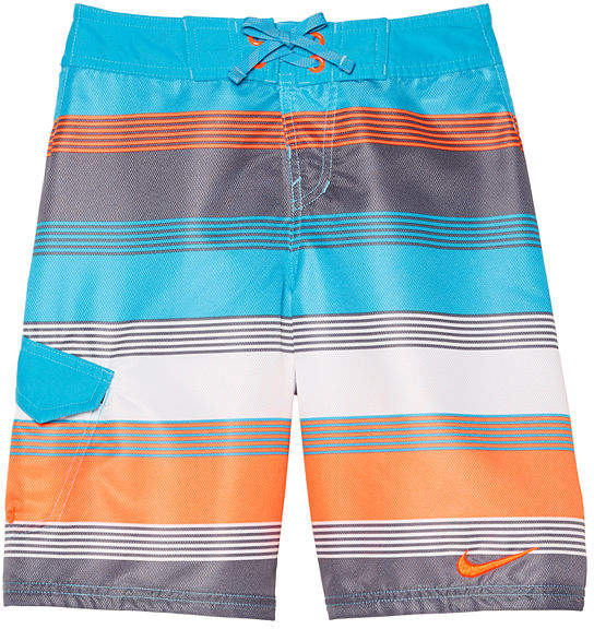 9 Boardshort Swim Trunk - Boys 8-20