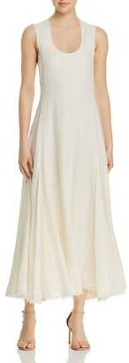 Elizabeth and James Lenox Textured Maxi Dress