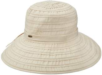 Dorfman Pacific Wide Brimmed Hat