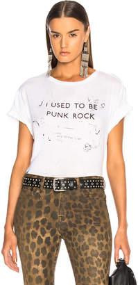 R 13 Punk Rock Scribble Boy Tee