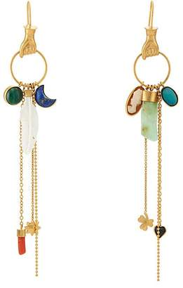 Grainne Morton Women's Hand Drop Earrings