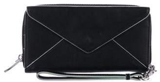 Loeffler Randall Leather Envelope Wallet