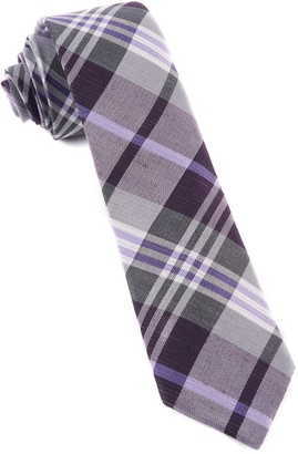 The Tie Bar Crystal Wave Plaid