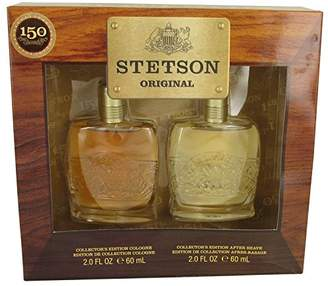 Coty STETSON by Gift Set - 2 oz Collector's Edition Cologne + 2 oz Collector's Edition After Shave