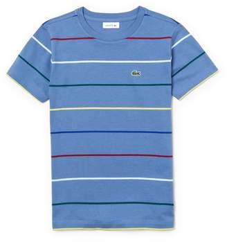 Lacoste Multicolor Stripe T-Shirt