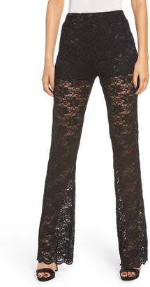 Leith High Waist Lace Pants